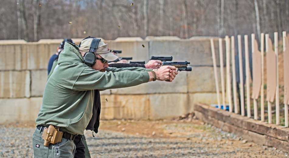 Tactical firearm training : Hatfield fitness centre