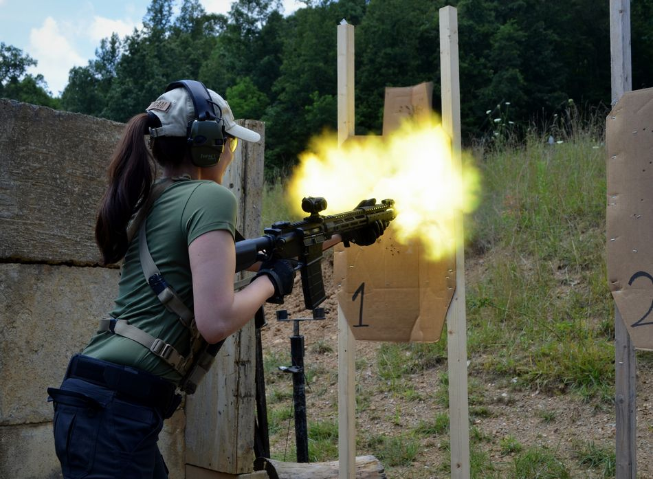Firearms Training Courses – Practical Firearms Training – Pat Goodale